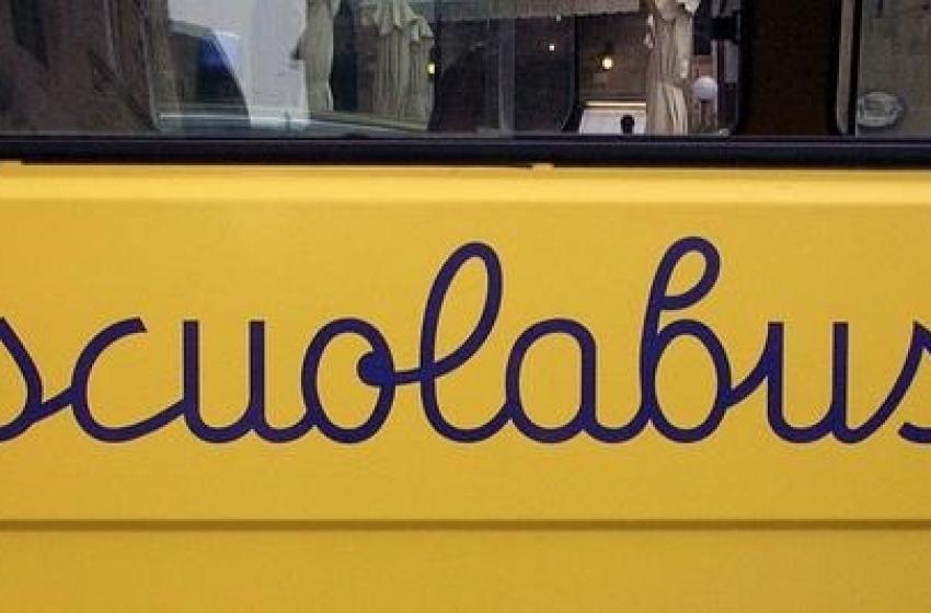 Aperte le iscrizioni al servizio trasporto scolastico: domande entro 20 agosto