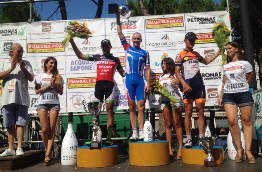 Al Trofeo Matteotti vince il russo Shalunov della Lokosphinx