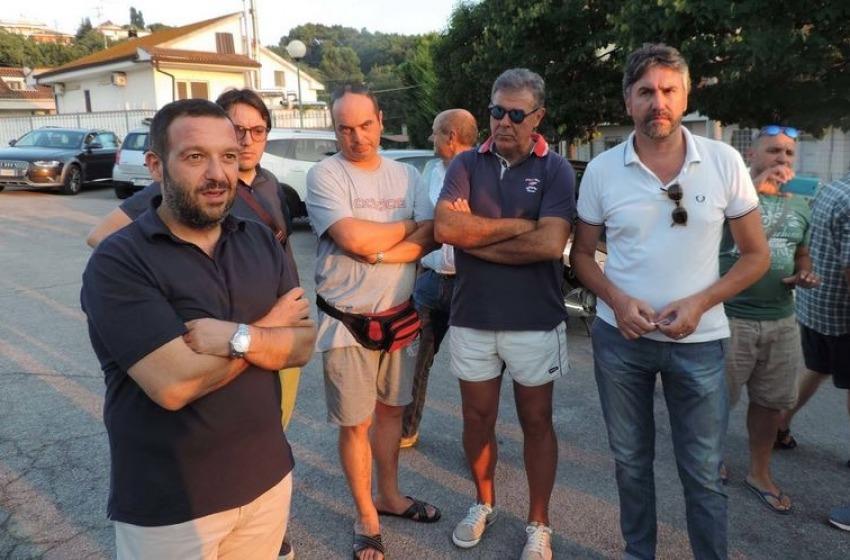 """Presidio forzista contro migranti, Alessandrini: """"No all'odio"""""""