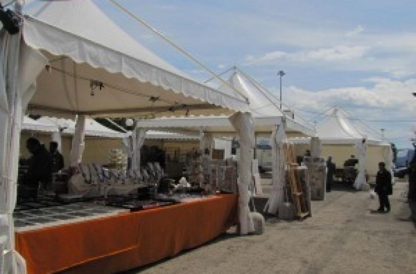 Alessandrini sfratta mercatino senegalese della Stazione