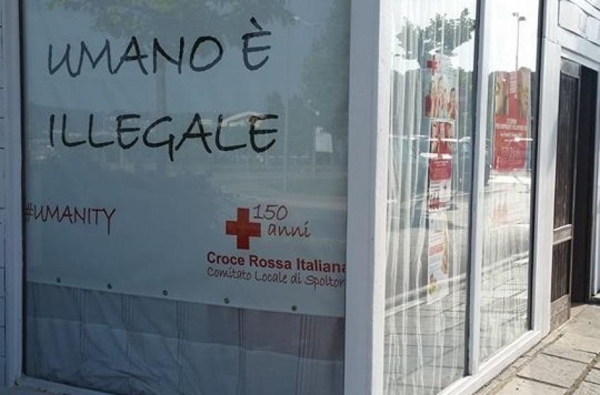 Croce Rossa preoccupata per sgombero mercatino etnico senegalese