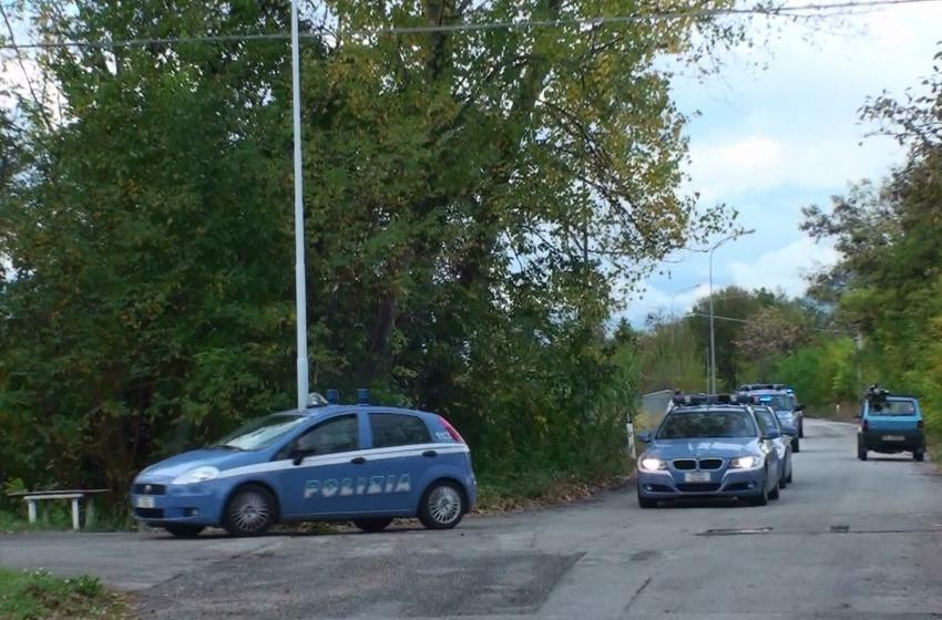 Lanciano: poliziotto arrestato per violenza sessuale e concussione