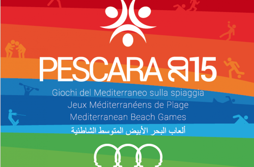 Stasera cerimonia di apertura dei Giochi del Mediterraneo sulla Spiaggia