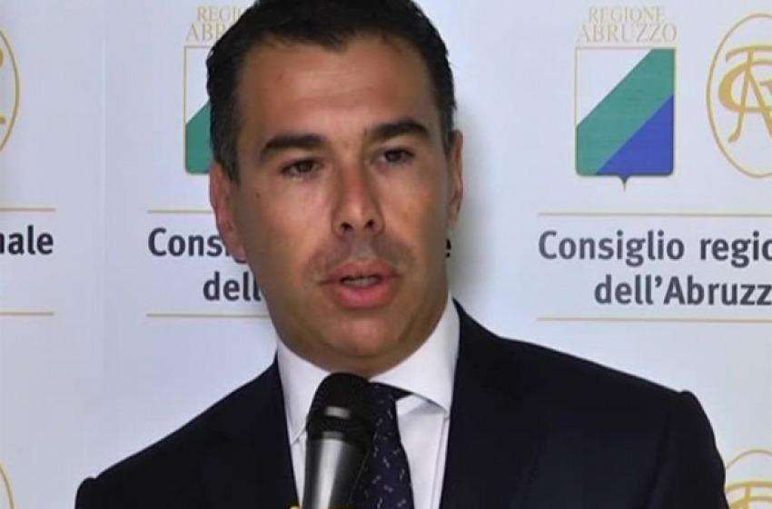 D'Alfonso nomina Gerosolimo assessore, Mazzocca rischia di brutto