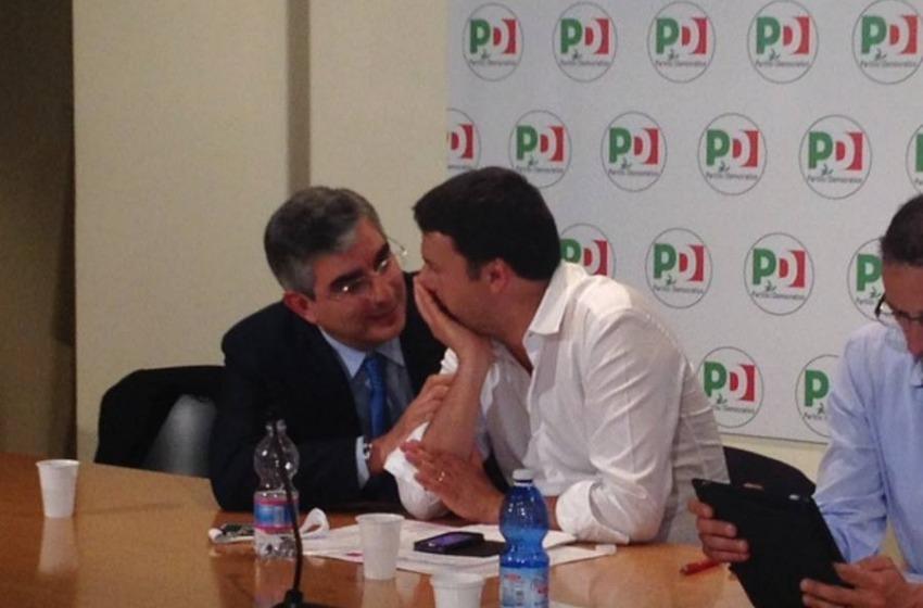 Luciano D'Alfonso, Matteo Renzi e la Perdonanza celestiniana ...