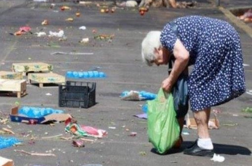 Il numero di persone in poverta' assoluta e' piu' che raddoppiato in 7 anni