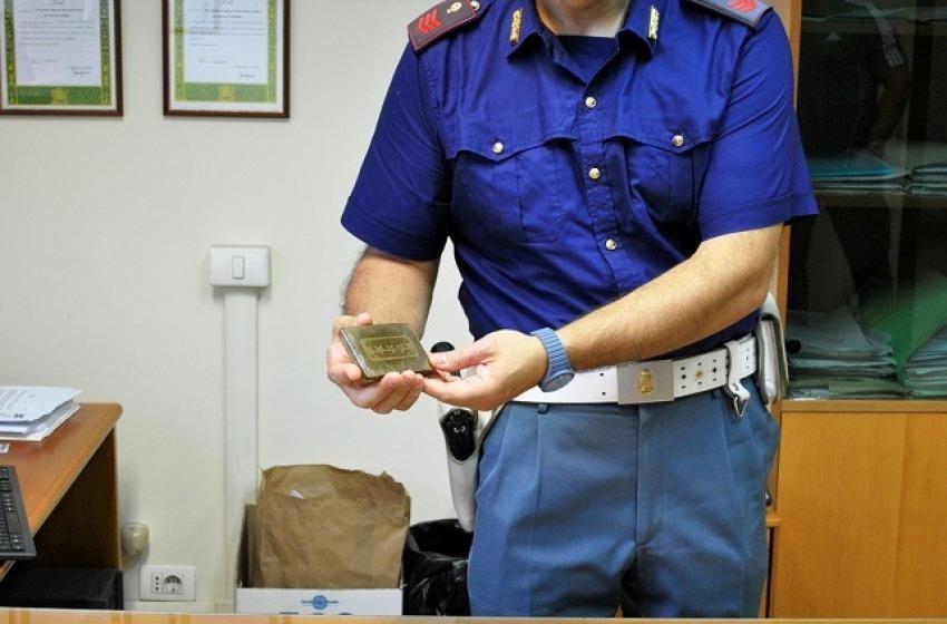 Stroncato 'giro di fumo' nel teramano e sulla costa: due arresti