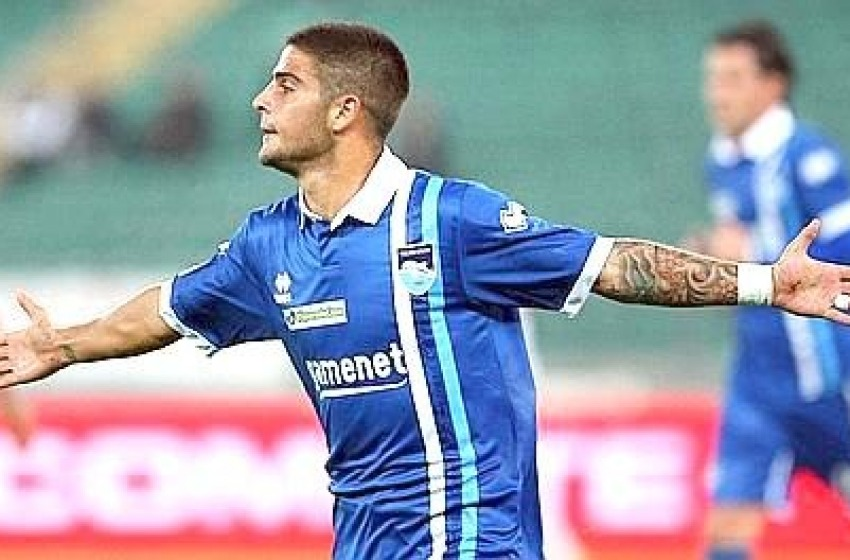 Immobile up, Insigne down