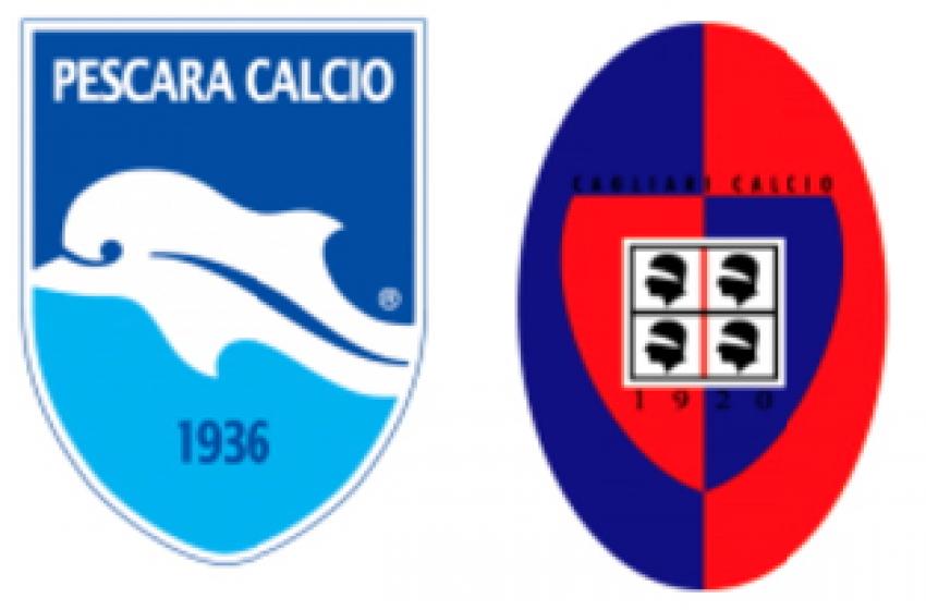 Tra qualche ora 'big match' tra Pescara e Cagliari dei tanti ex