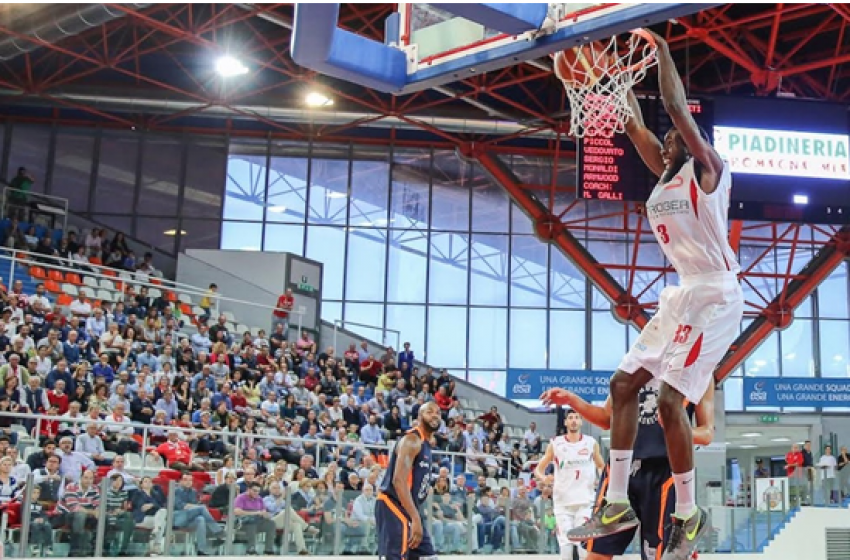 Basket A2. La Proger Chieti beffata nel finale a Treviglio 60-53
