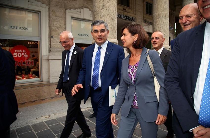 L'Abruzzo decide su 'temi spinosi', D'Alfonso è a Bruxelles