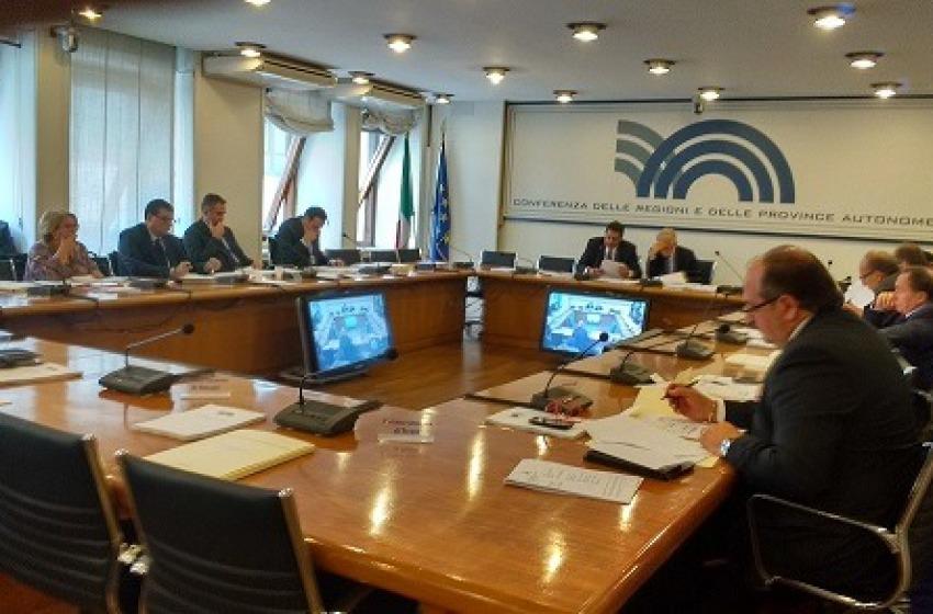 Conferenza delle Regioni: sottoscritto documento anti-trivelle