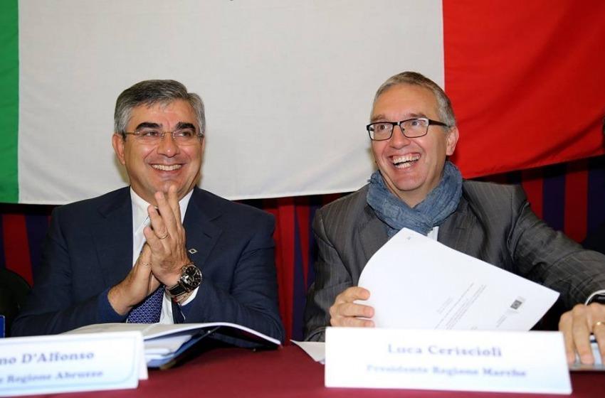 Abruzzo entra nelle reti trasportistiche Ten-T. D'Alfonso si gasa