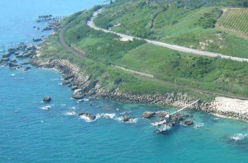 Abruzzo prepara il Parco Naturale Trabocchi e della Costa Frentana