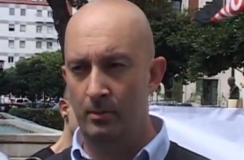 """Blitz Forza Nuova a Montesilvano: """"Sì a legittima difesa contro criminalità"""""""