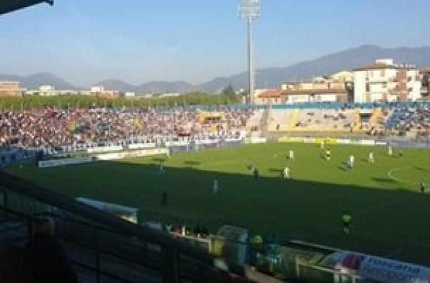 L'Aquila il cuore non basta il Pisa vince 3-0