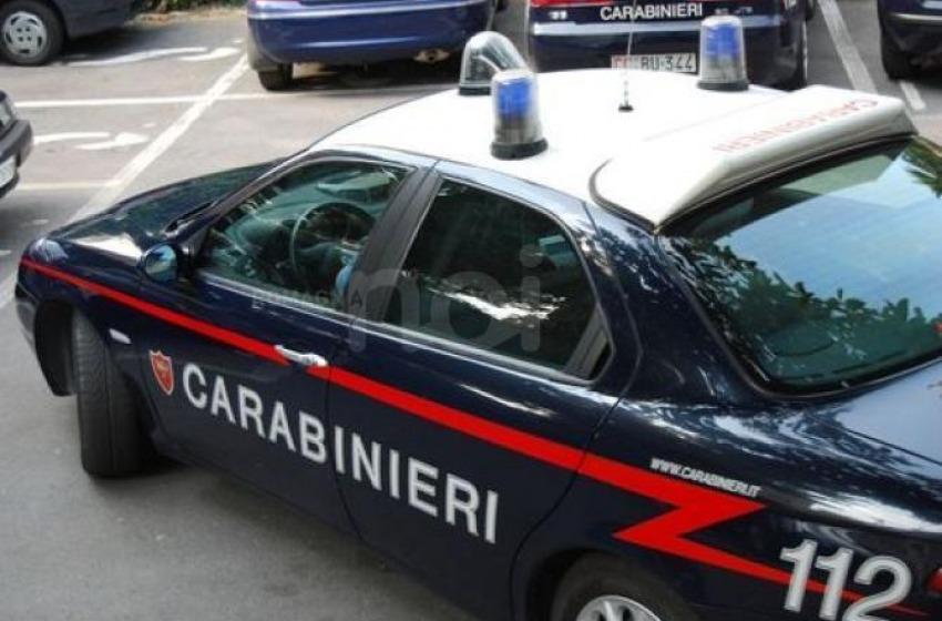 Ortona: pedofilo ai domiciliari arrestato dai carabinieri per evasione
