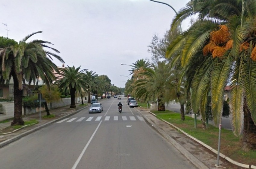 Pescara: morto alla rotonda Paolucci, il corpo è ancora sull'asfalto