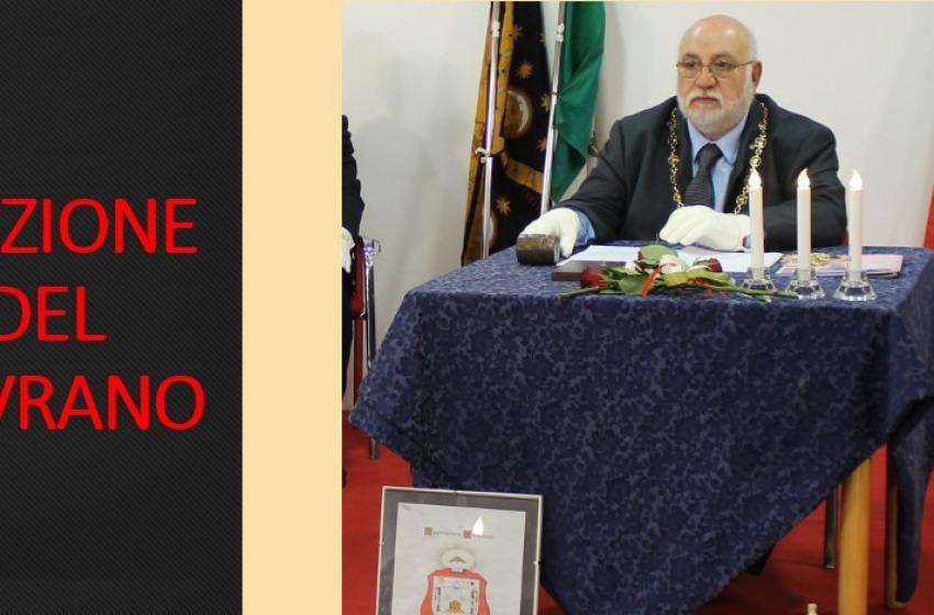Avvocato pescarese 'Gran Sovrano Commendatore' Unione delle Logge del Mediterraneo