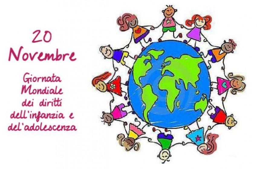 Oggi la Giornata internazionale dei diritti dell'infanzia e dell'adolescenza