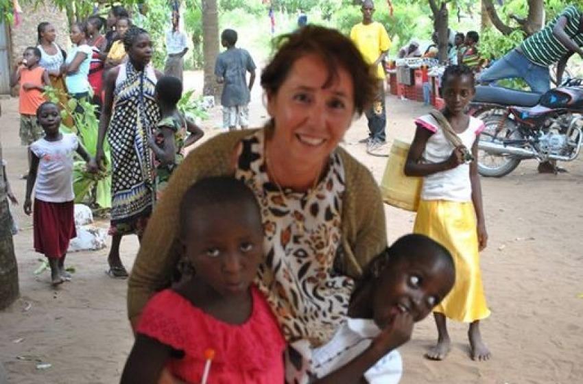 In ricordo della dottoressa Rita Fossaceca uccisa in Kenya durante una rapina