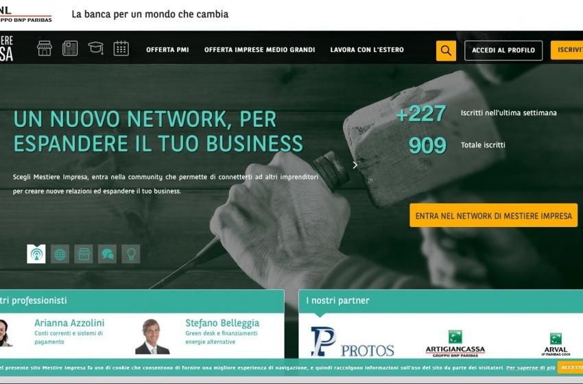 """""""Mestiere Impresa"""": il primo business space tutto italiano"""