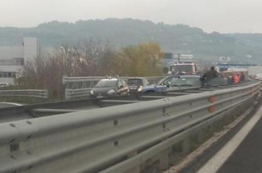 Tragedia sull'asse attrezzato Chieti-Pescara: due morti