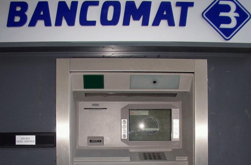 La nuova frontiera del crimine in Abruzzo è sgraffignare direttamente il bancomat