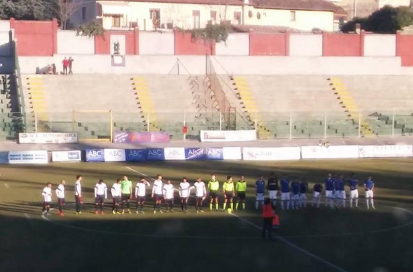 L'Aquila Calcio vince all'ultimo respiro 2-1 contro un ottimo Rimini