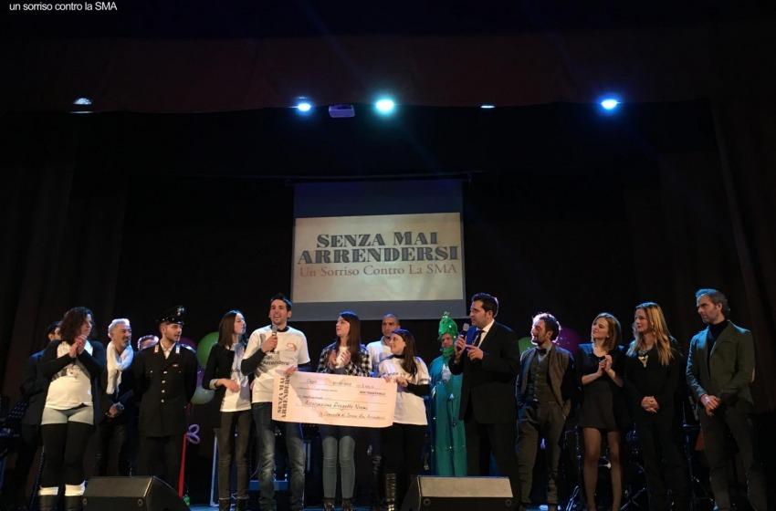 Chieti, raccolti 2.400 euro per l'associazione 'Progetto Noemi'