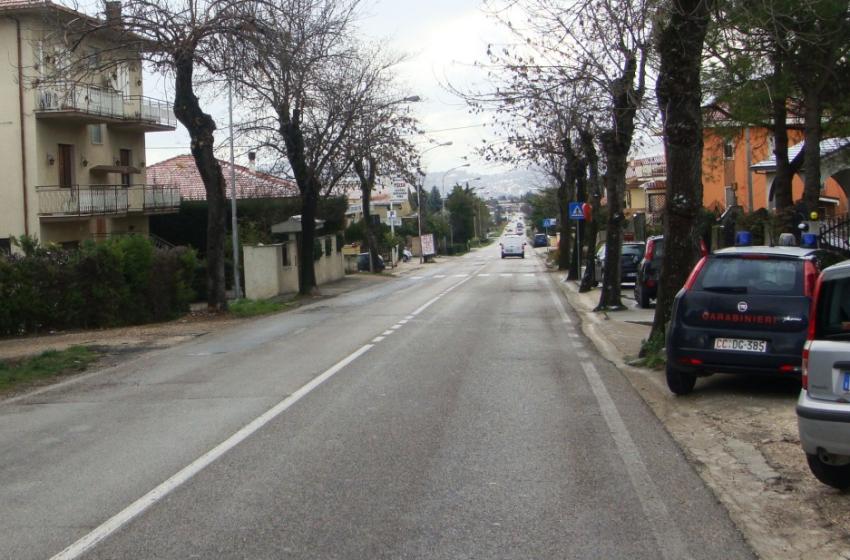 Tragico incidente a Cepagatti: pedone investito muore sul colpo