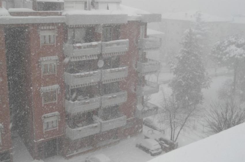 Neve: ordinanza sospensione attività didattiche a Lanciano