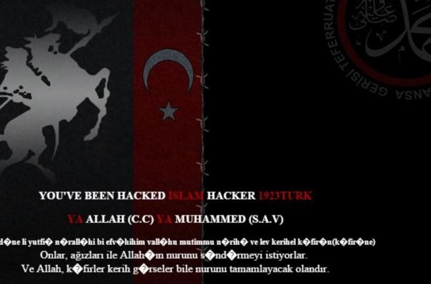 Hacker islamici attaccano sito internet AbruzzoNews24.com. C'è la mano dell'Isis?