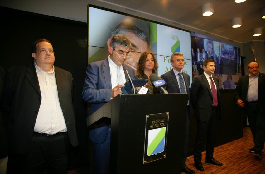 Consiglio regionale d'Abruzzo martedì 26 gennaio a Pescara. I punti all'Ordine del giorno