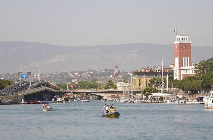 Pescara aveva il mare blu
