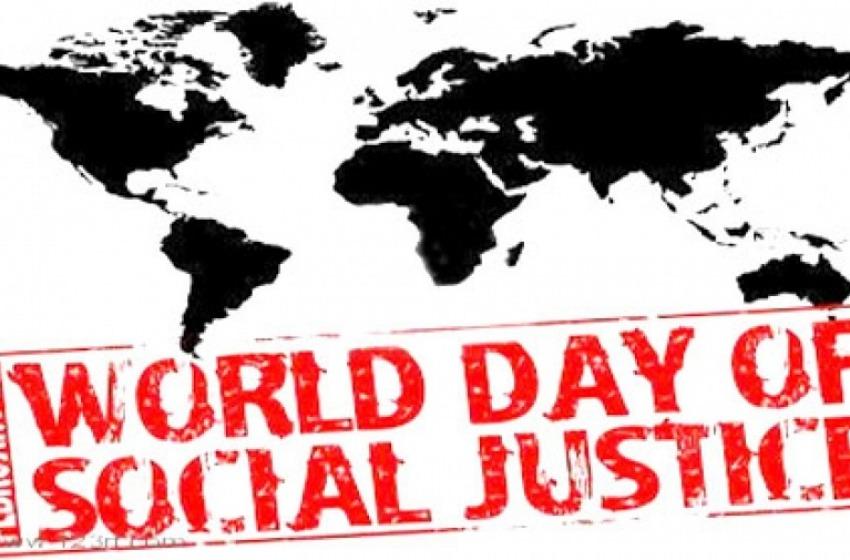 Il 20 febbraio è la Giornata Mondiale della Giustizia Sociale