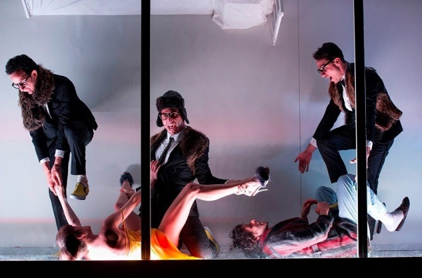 Arancia Meccanica di Anthony Burgess giovedì 7 aprile al Teatro Massimo