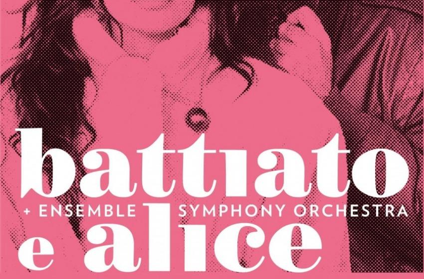 """""""Battiato e Alice Tour"""" a Pescara sabato 12 marzo"""