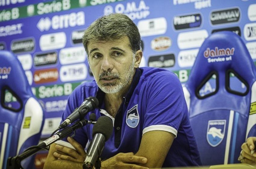 Scivola giù il Delfino di Oddo battuto in casa 2-1 dall'ex allenatore Marco Baroni