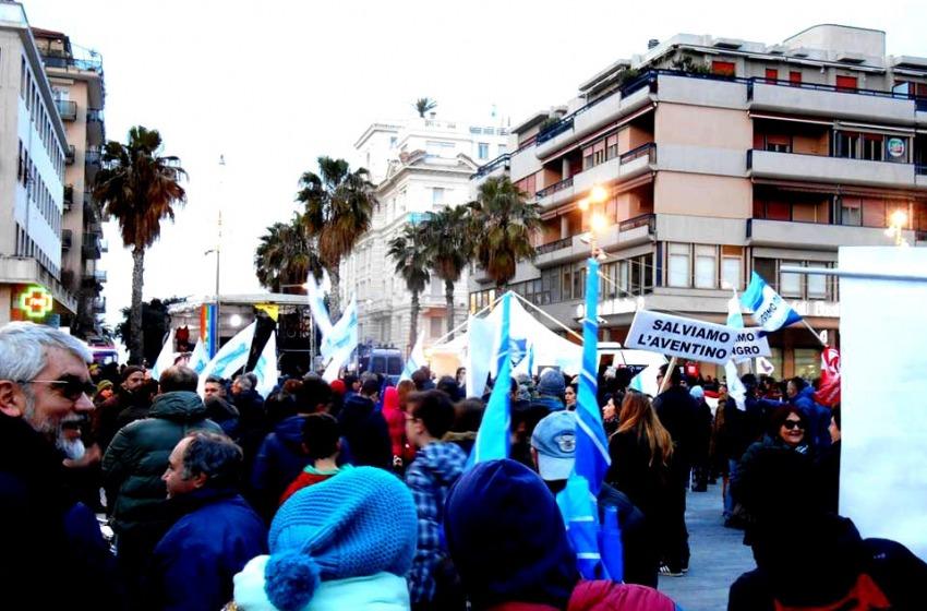 A Pescara la manifestazione per mare e fiumi puliti