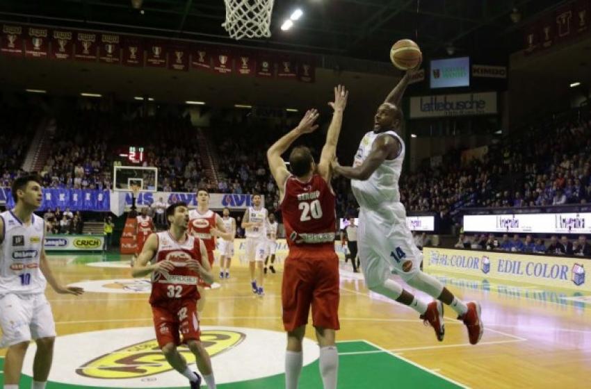 Furie sconfitte 84-50 a Treviso nella peggiore partita della stagione