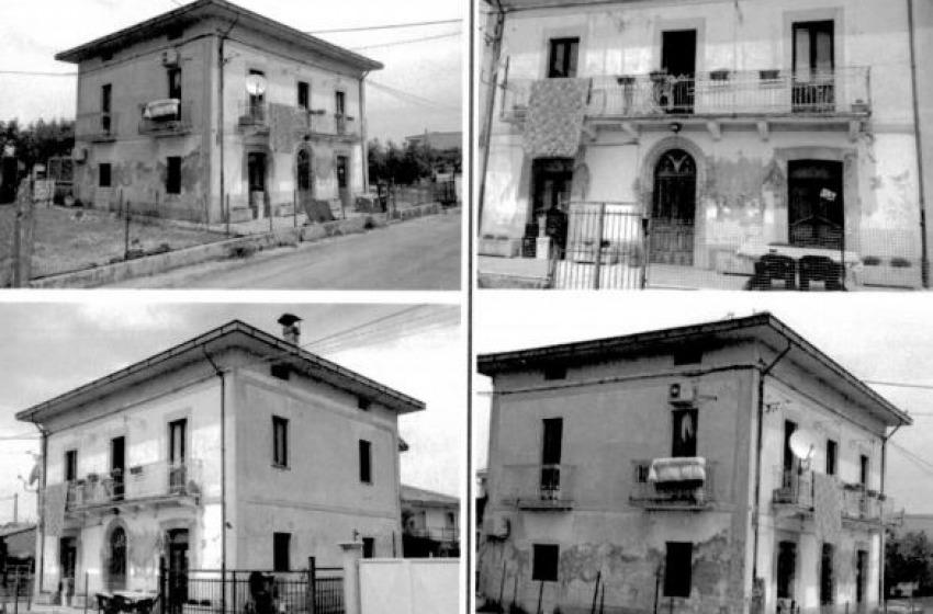 Tribunale Civile di Chieti. Avviso di vendita immobiliare nel Comune di Poggiofiorito