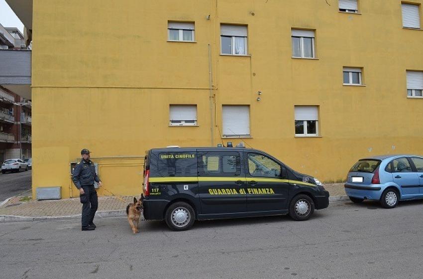 Arrestate due rom che gestivano a Rancitelli una rete di spaccio di cocaina ed altre sostanze