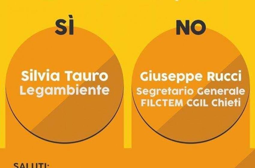 Referendum del 17 aprile, iniziativa dei Giovani Democratici Pescara