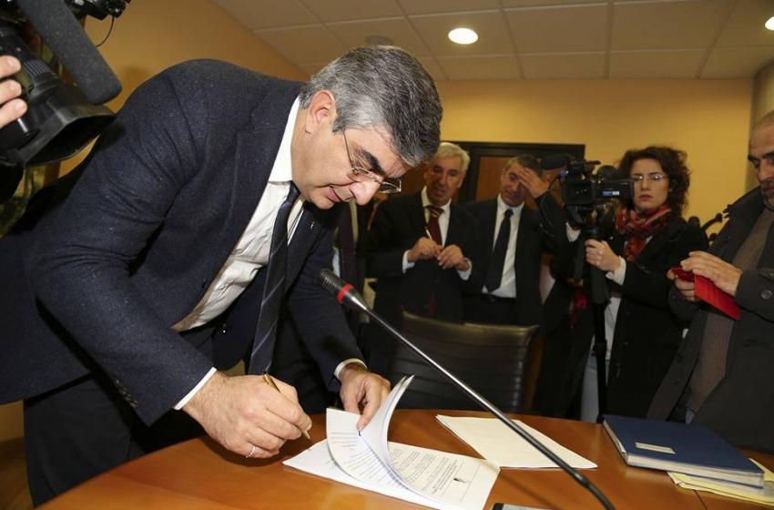 """Luciano D'Alfonso non ha votato al referendum: """"Una pratica già definita da dicembre"""""""