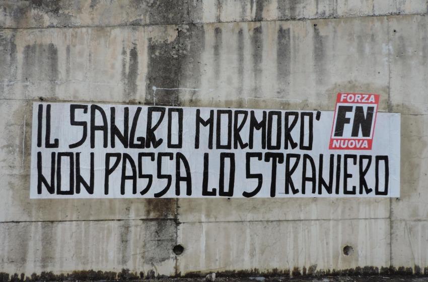 """IMMIGRATI A PIETRAFERRAZZANA, FN: """"STOP ACCOGLIENZA-BUSINESS"""""""