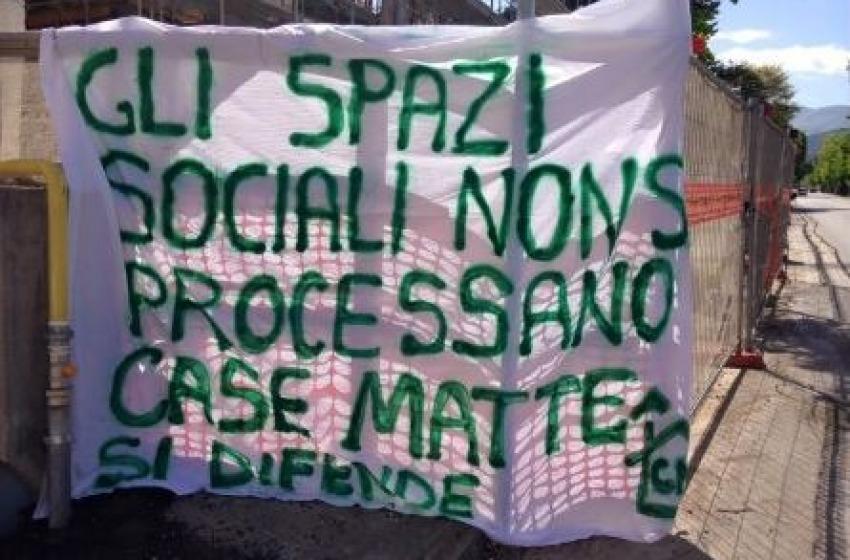 """Processo occupazione abusiva """"Casematte"""": tutti assolti gli 11 imputati"""