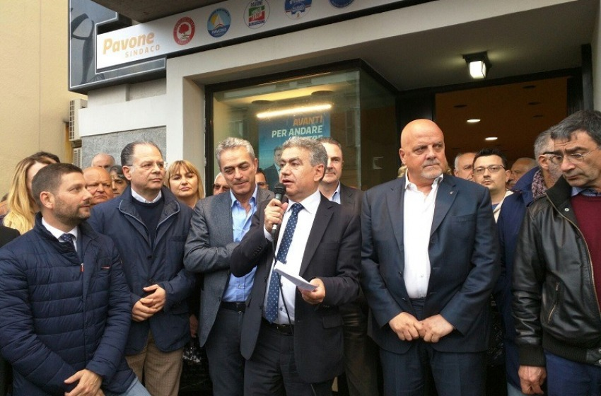 Enio ci riprova a Roseto degli Abruzzi: centro destra schieratissimo con l'ex sindaco