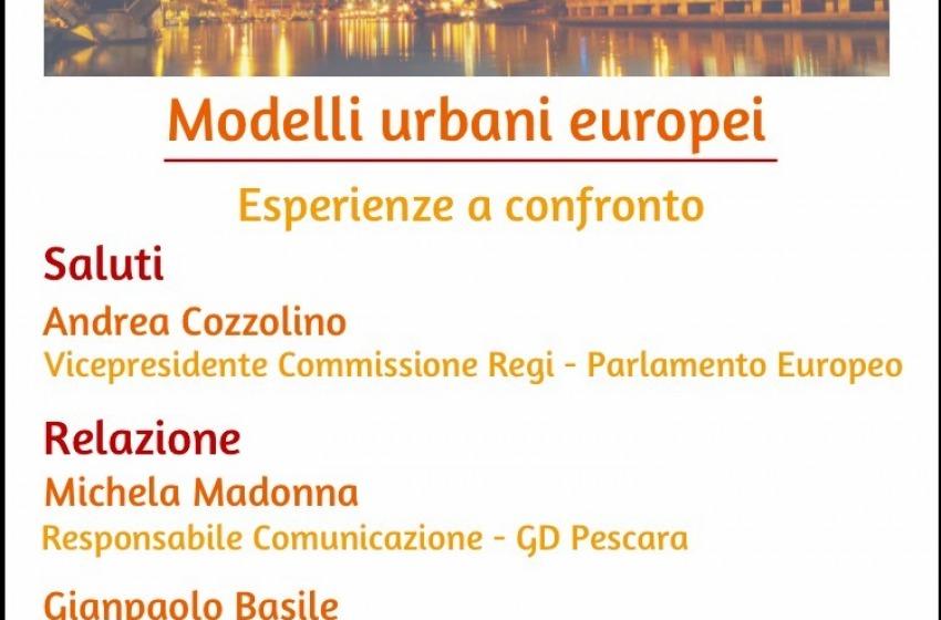 """""""Modelli urbani europei"""", se ne parla con Andrea Cozzolino"""