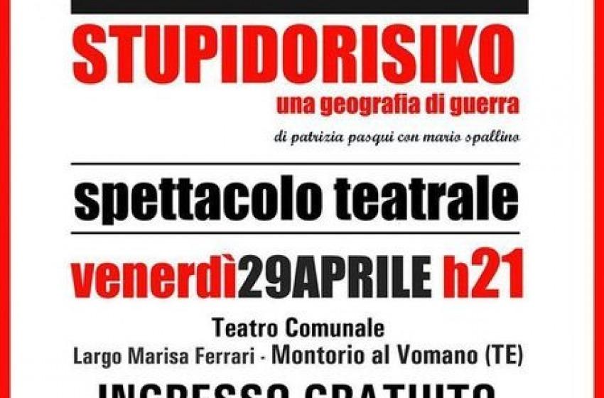 Emergency e 'Stupidorisiko' a Montorio al Vomano